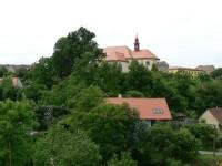 Vraclav, pohled na obec