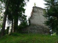 Z Nýrska na hrad Pajrek.