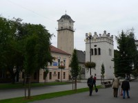 Poprad – brána Vysokých Tater.