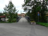 Z údolí Otavy na horu Svitník.