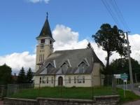 Štrba – obec pod Tatrami.