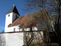 Zbynice, kostel Zvěstování P. Marie