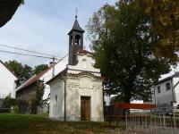 Čermná, kaple