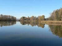 Jetenovická lípa a rybník Zákup.