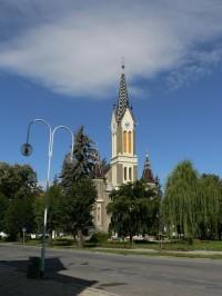 Krnov, evangelický kostel