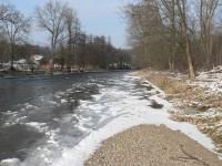 Řeka Otava pod Sušicí