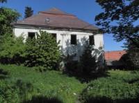 Hlavňovice, zámek od východu