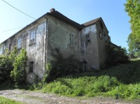 Hlavňovice, severozápadní nároží