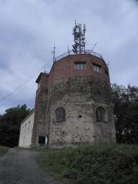 Klatovská Hůrka, bývalá rozhledna