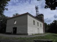 Klatovská Hůrka, bývalý kostel sv. Anny