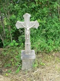 Křížek u silnice do Hejné