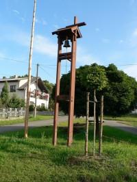 Střítež, zvonička