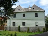 Jindřichovice, starý zámek
