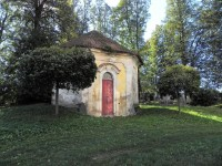 Nicov, barokní márnice