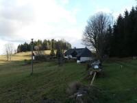 Kvildské pláně – osada Krousov.