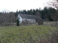 Osada Krousov, dům na jižní straně