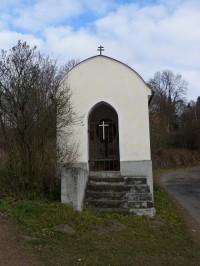 Nicov, kaple nad návsí