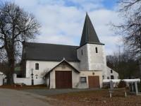 Nicov, kostel sv. Martina