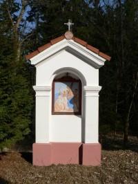 Dobrá Voda, kaple křížové cesty