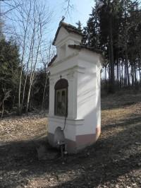 Dobrá Voda, kaple nad pramenem