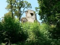 Z Katovic na hrad a zámek Střelu.