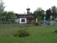 Varnsdorf, dům s věžičkou