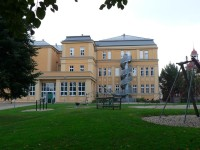 Varnsdorf, dům s informačním centrem