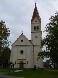 Bezděkov, kostel sv. Václava