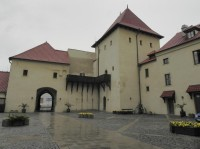 Kadaň, hrad