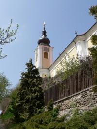 Nová Říše, jižní věž kostela