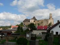 Lipnice nad Sázavou, hrad
