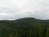 Pohled z Pastýřky na Dvorskou