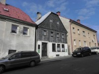 Domy v Žižkově ulici