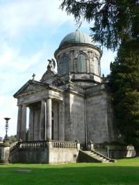 Nové Město pod Smrkem, Klingerovo mausoleum