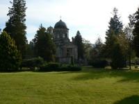 Klingerovo mausoleum, celkový pohled
