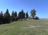Tanvaldský Špičák, vrchol