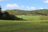Kozník, pohled od jihovýchodu