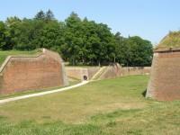 Josefov - pevnost, vstup do podzemí