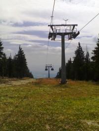 Lanová dráha na Černou horu