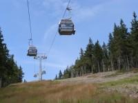 lanová dráha na Černou horu - Černohorský expres