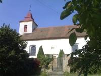 Ohnišťany - kostel sv. Václava