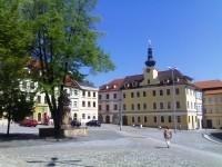 Hradec Králové - Malé náměstí