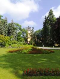 Hradec Králové - Jiráskovy sady