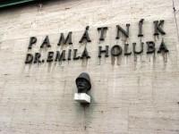 Holice - památník Dr. Emila Holuba