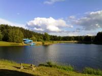 Stříbrný rybník - autokemp, rekreační areál, koupaliště