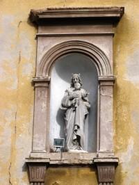 Černilov - kostel sv. Štěpána