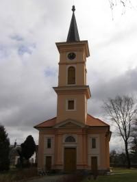 Černilov - bývalý kostel evangelíků