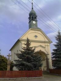 Výrava - kaple sv. Jana Křtitele