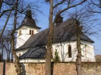 Lukavice - kostel sv. Filipa a Jakuba
