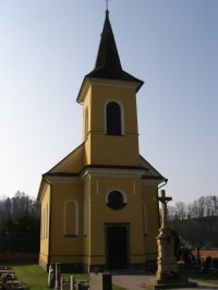Helvíkovice - kaple sv. Antonína